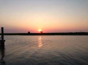 SUNSET CAPE CHARLES